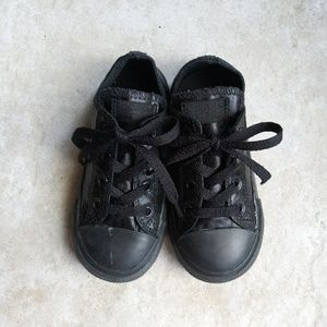 Converse All Star Sneakers Infant/Toddler Size 9